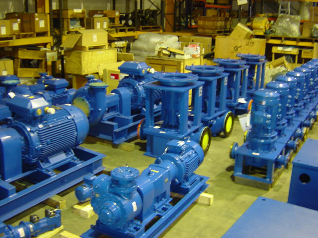 Types of Pumps and Powerheads