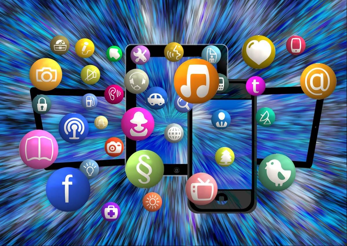 a social media sites